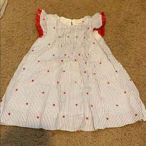 Cat & Jack Stars and Stripes Dress